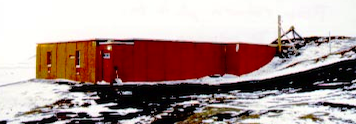 Building at Mould Bay
