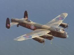 Lancaster aircraft